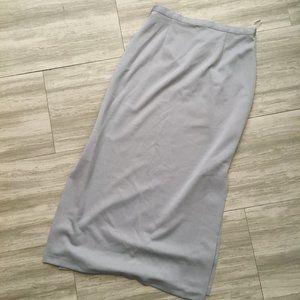 Dresses & Skirts - [moving sale] skirt with slit